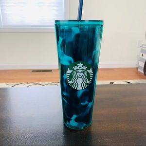 Starbucks 24 OZ TORTOISE SHELL